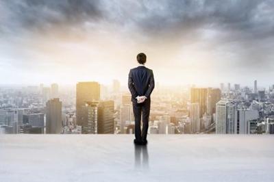 豊かな時代に自分の責任で行動する覚悟を持つイメージ