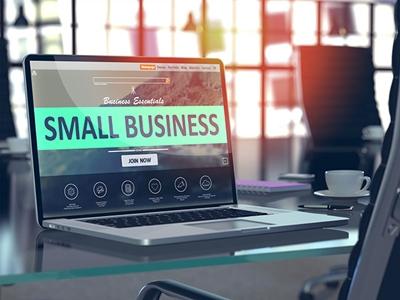 スモールビジネスでネット起業