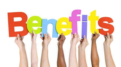 Benefits(ベネフィット)