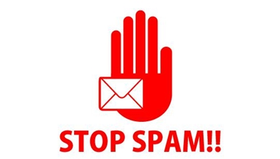迷惑メールの回避