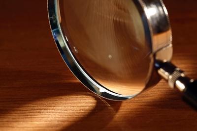 使える虫眼鏡のイメージ