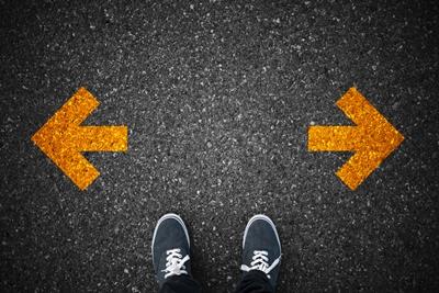 進むべき道を考えるタイミング