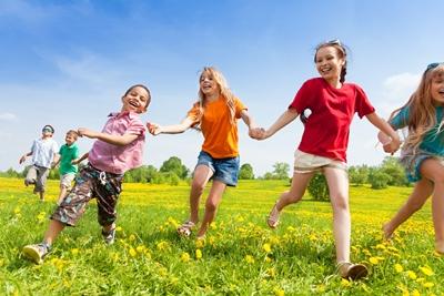 人生を大きく変える希望を持った子供たち