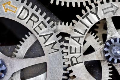 夢と現実の歯車