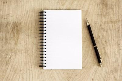 理想の自分を書き出すためのノート